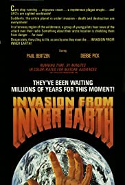 Invasion from Inner Earth Poster