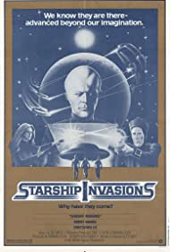 Starship Invasions (1977) Poster - Movie Forum, Cast, Reviews