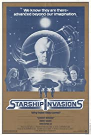 Starship Invasions Poster