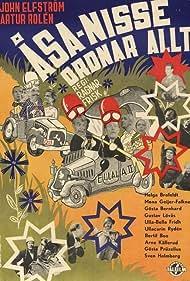 Åsa-Nisse ordnar allt (1955) Poster - Movie Forum, Cast, Reviews