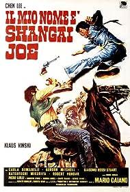 Chen Lee in Il mio nome è Shangai Joe (1973)