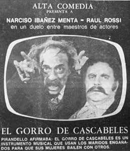 Website for free movie to watch El gorro de cascabeles [mts]