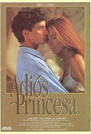 Adeus Princesa Poster