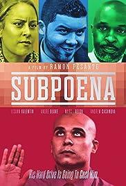 Subpoena Poster
