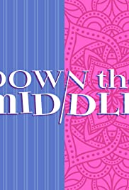 Down the Middle Poster