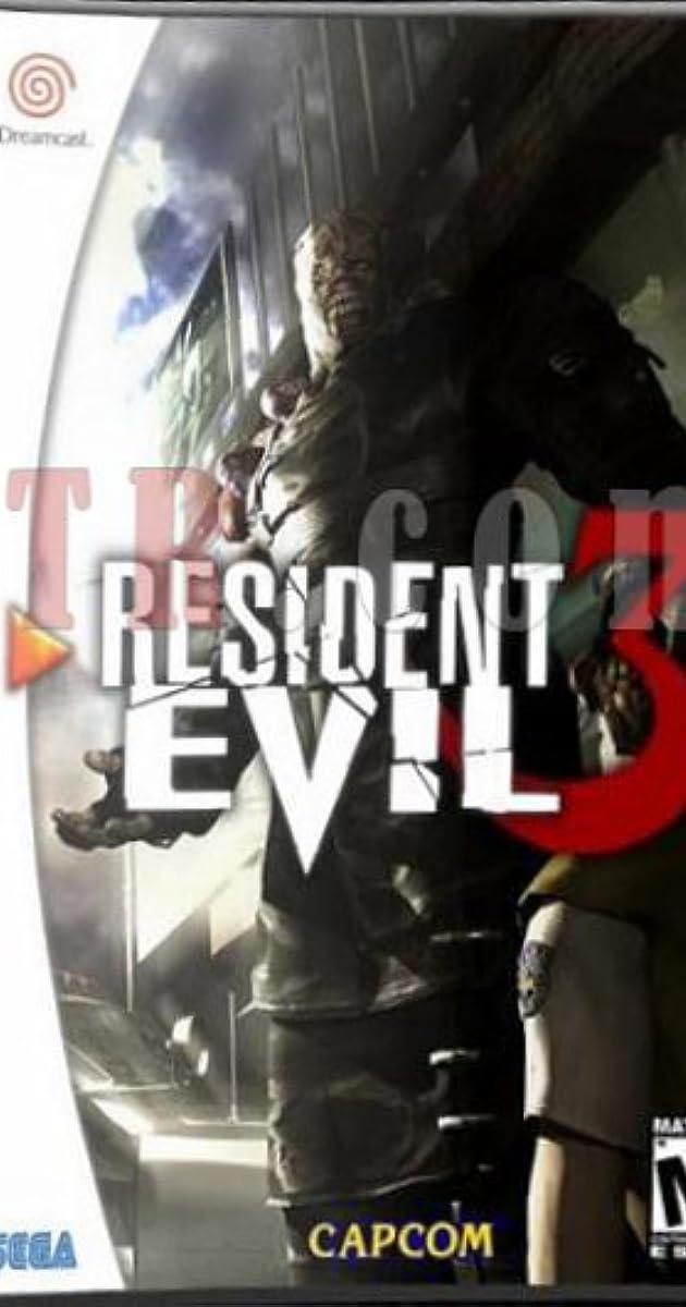 Resident Evil 3 Nemesis Video Game 1999 Imdb