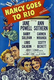 Nancy Goes to Rio (1950)