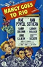 Nancy Goes to Rio (1950) Poster