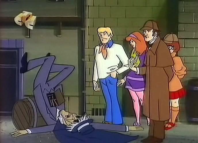Scooby-Doo and Scrappy-Doo (1979)