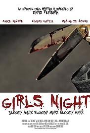 Girls Night Poster