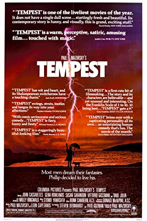 Tempest Poster Image
