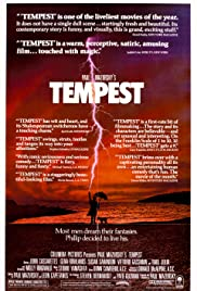 Tempest (1982) Poster - Movie Forum, Cast, Reviews