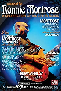 Best sites for downloading hd movies A Concert for Ronnie Montrose: A Celebration of His Life in Music USA [HD]