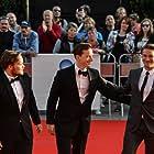 Adam Ild, Anders Heinrichsen and Jakob Oftebro @ Karlovy Vary International Film Festival 2015.