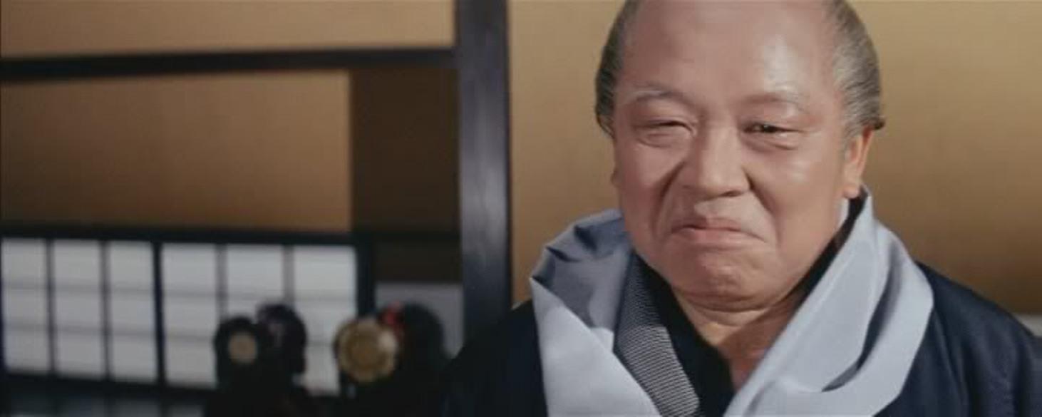 Eijirô Yanagi in Yukinojô henge (1963)