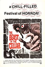 The Beast in the Cellar (1971) Poster - Movie Forum, Cast, Reviews