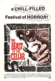 The Beast in the Cellar Poster