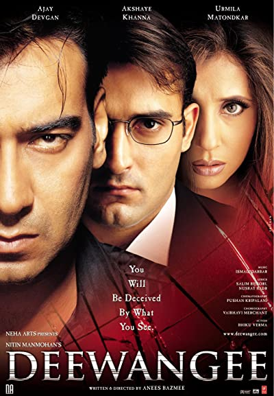 Deewangee 2002 Full Hindi Movie Download 720p HDRip