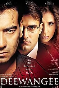 Deewangee (2002) Poster - Movie Forum, Cast, Reviews