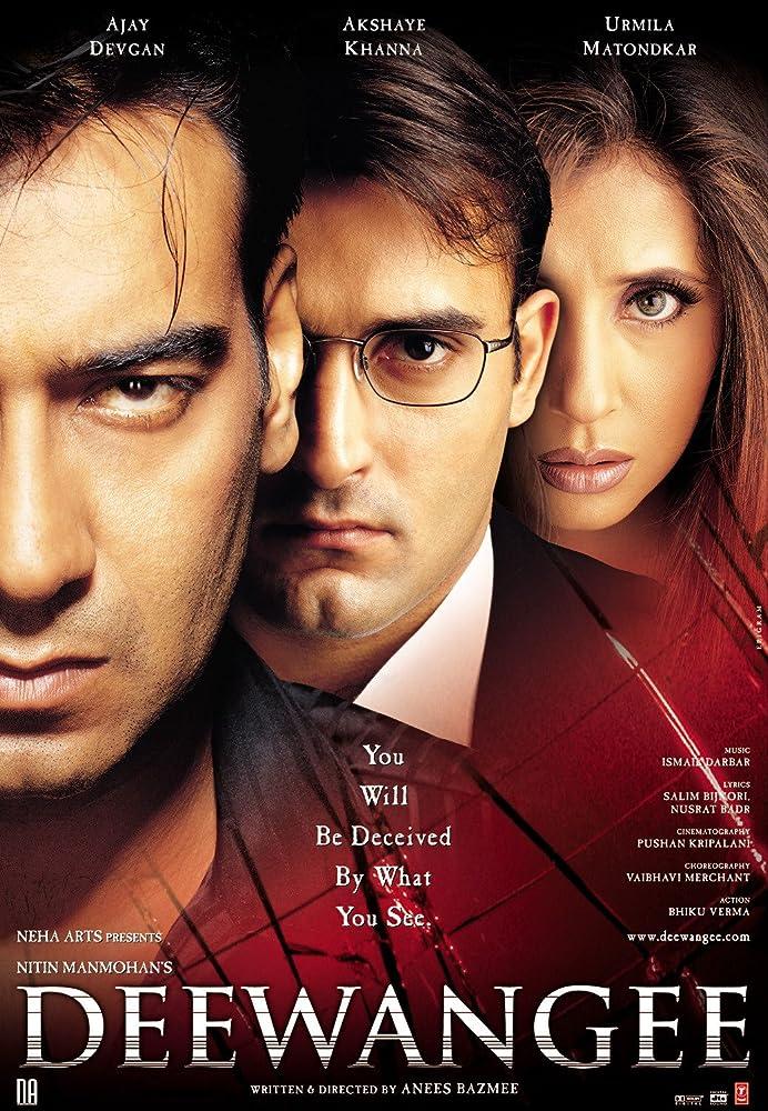 Deewangee 2002 Hindi Movie AMZN WebRip 400mb 480p 1.4GB 720p 4GB 8GB 1080p
