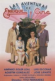 Las aventuras de Enrique y Ana(1981) Poster - Movie Forum, Cast, Reviews