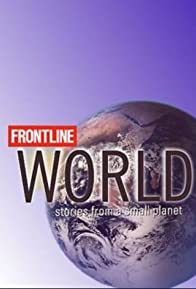 Primary photo for Frontline/World