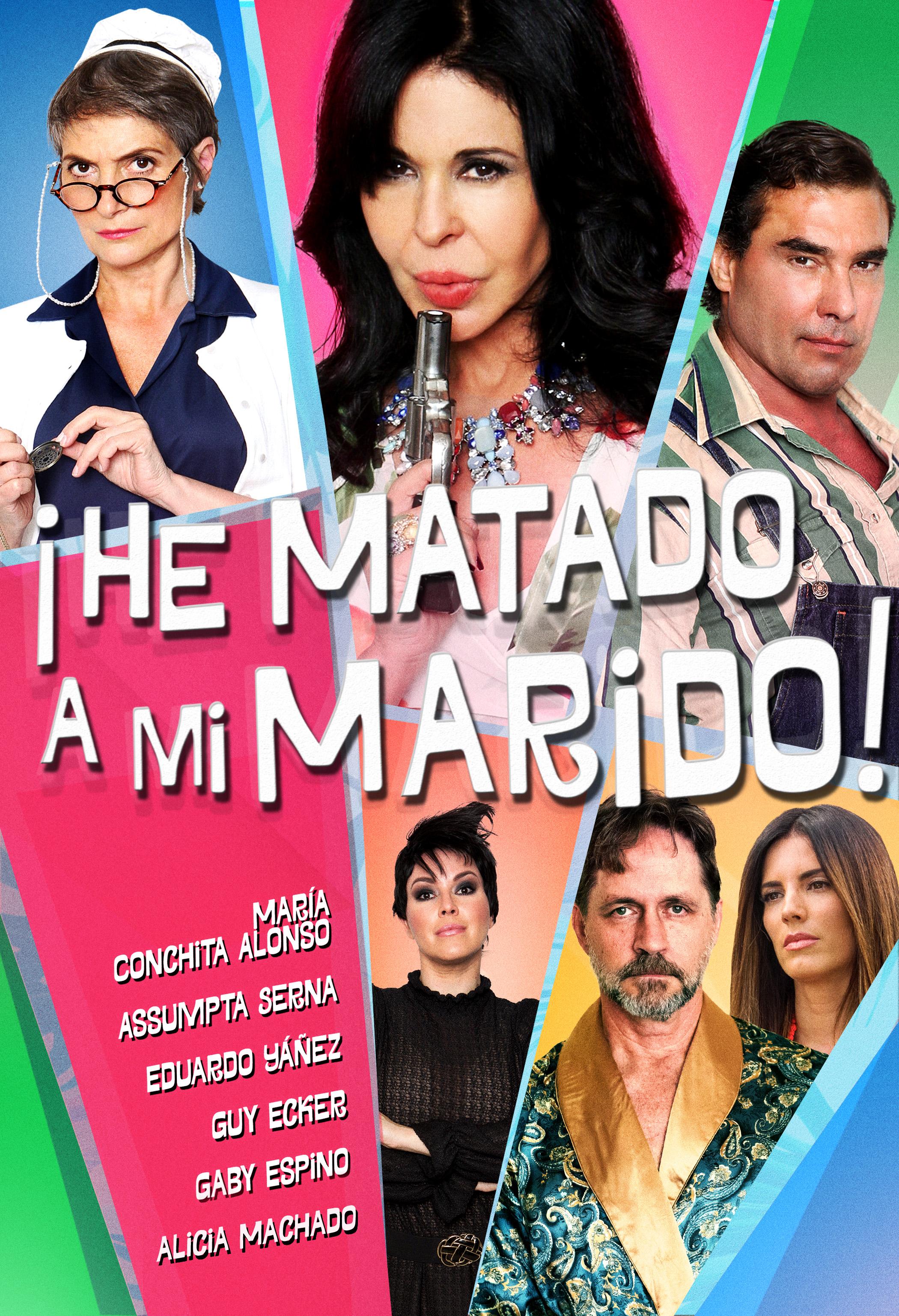 Image result for He Matado a mi Marido (2018)