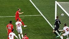 Túnez - Inglaterra