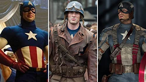HBD, Captain America! See Some Super-Solider Photos gallery