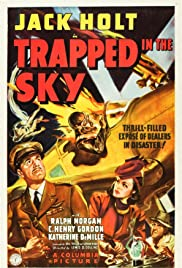 Trapped in the Sky Poster