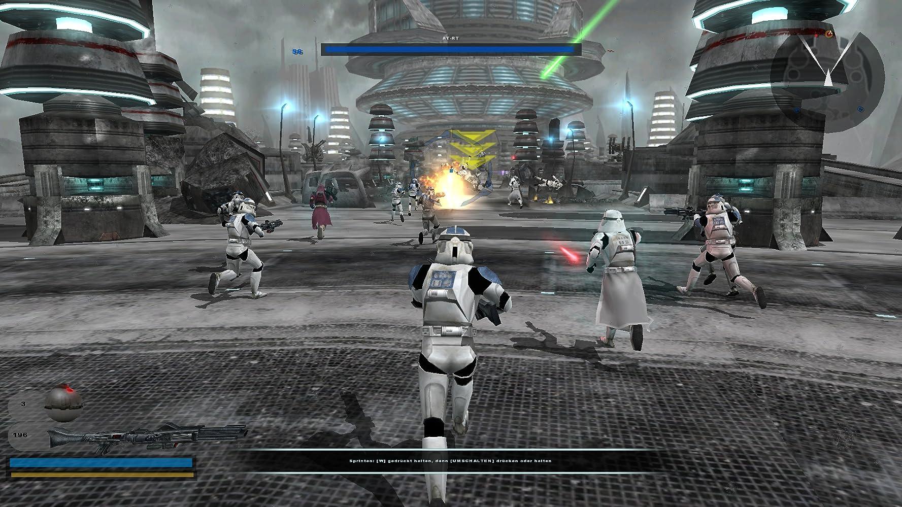 Image result for Star Wars: Battlefront II (2005)