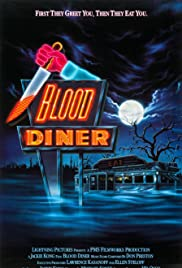 Blood Diner (1987) Poster - Movie Forum, Cast, Reviews