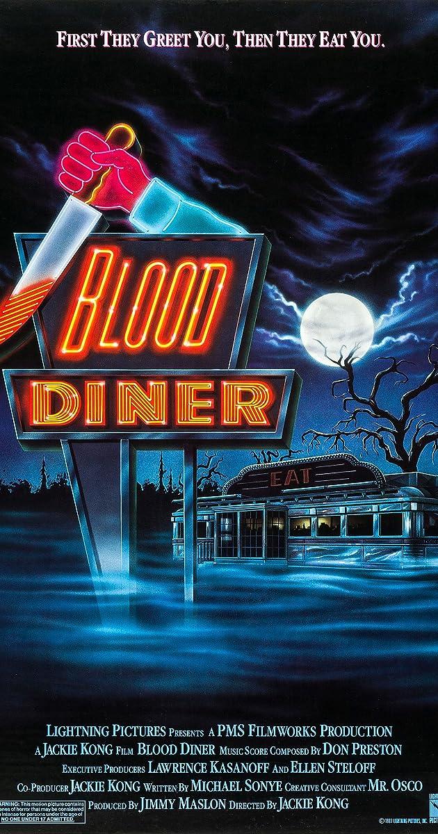 Subtitle of Blood Diner