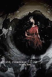 Scarlett Johansson: Falling Down Poster