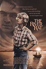 Tommy Lee Jones and Martha Plimpton in The River Rat (1984)