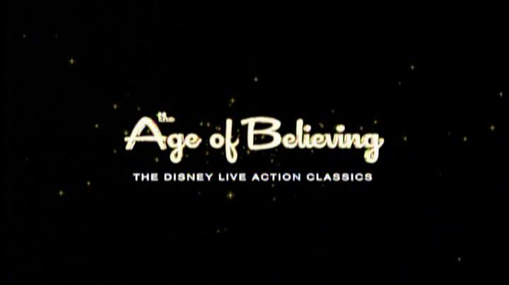 The Age of Believing: The Disney Live Action Classics (2008)