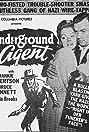 Underground Agent (1942) Poster