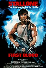 First Blood (1982) Poster - Movie Forum, Cast, Reviews