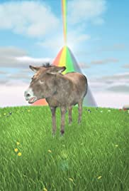 Pedro at the Rainbow Bridge Poster