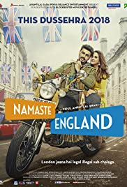 Namaste England Torrent HD Movie Download 2018