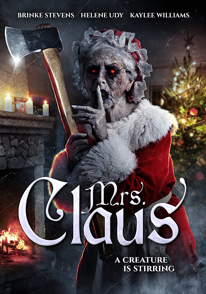 Mrs. Claus (2018) English 300MB AMZN WEB-DL Download