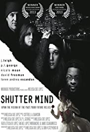 Shutter Mind Poster