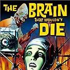 Eddie Carmel and Virginia Leith in The Brain That Wouldn't Die (1962)