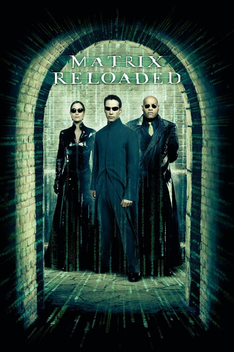 The Matrix Reloaded (2003) BluRay 480p, 720p & 1080p