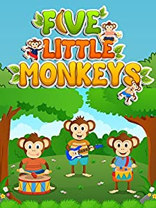 Divx movie clips download Five Little Monkeys Jumping on the