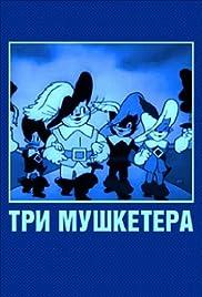 Tri mushketyora Poster