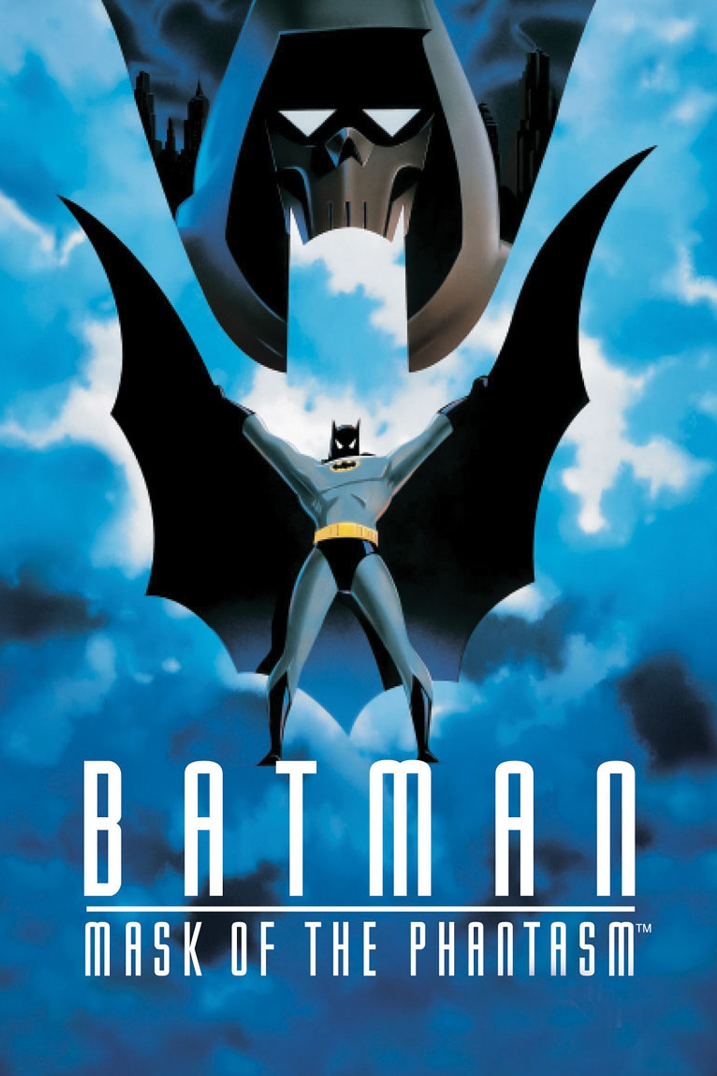 Batman Mask Of The Phantasm (1993) 720p BluRay x264 ESubs Dual Audio [Hindi DD2.0 + English DD2.0]