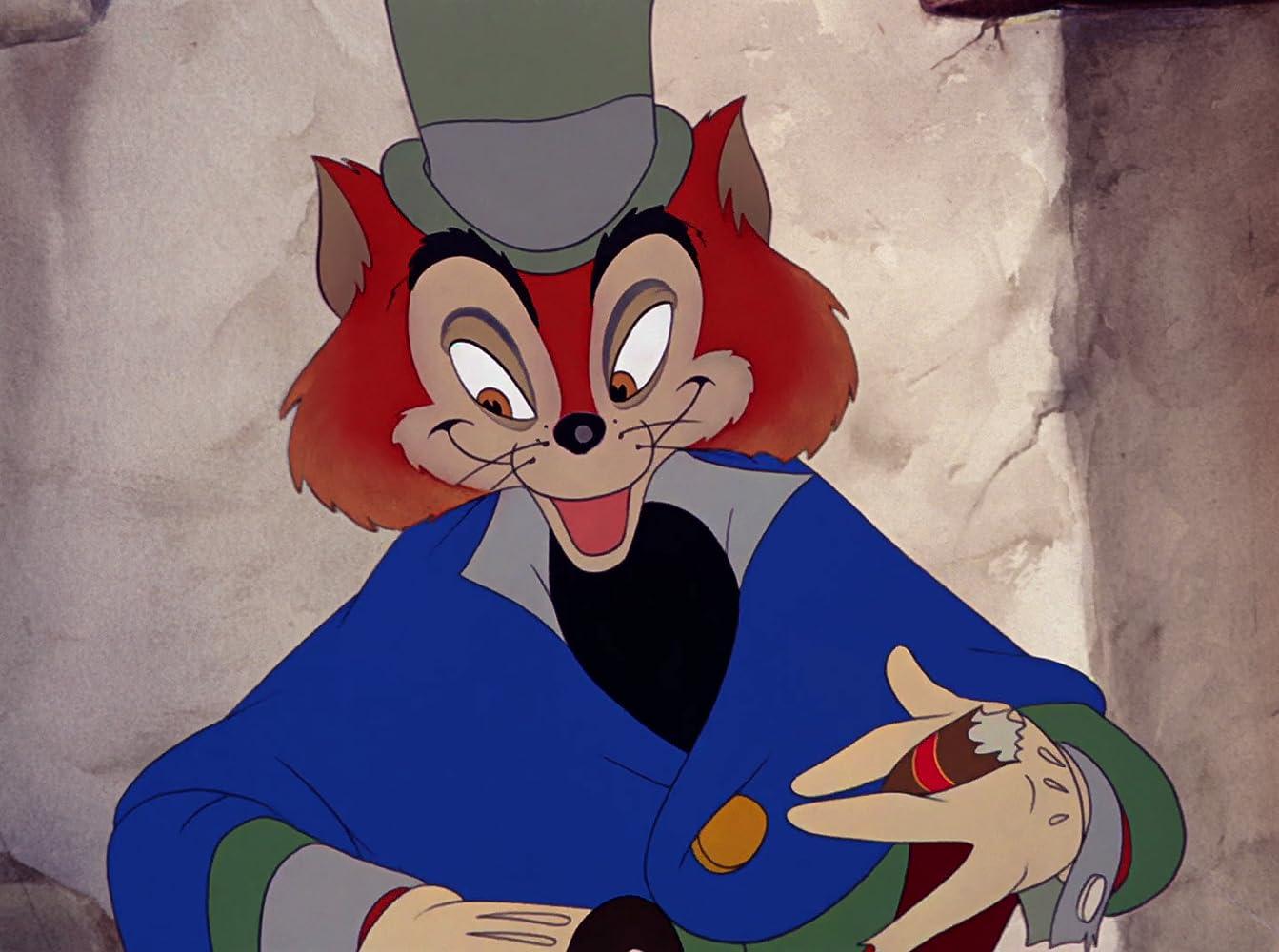 Walter Catlett in Pinocchio (1940)