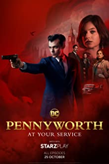 Pennyworth (TV Series 2019)