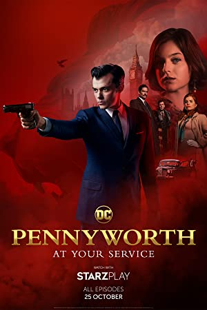 View Pennyworth - Season 1 TV Series poster on SoapGate